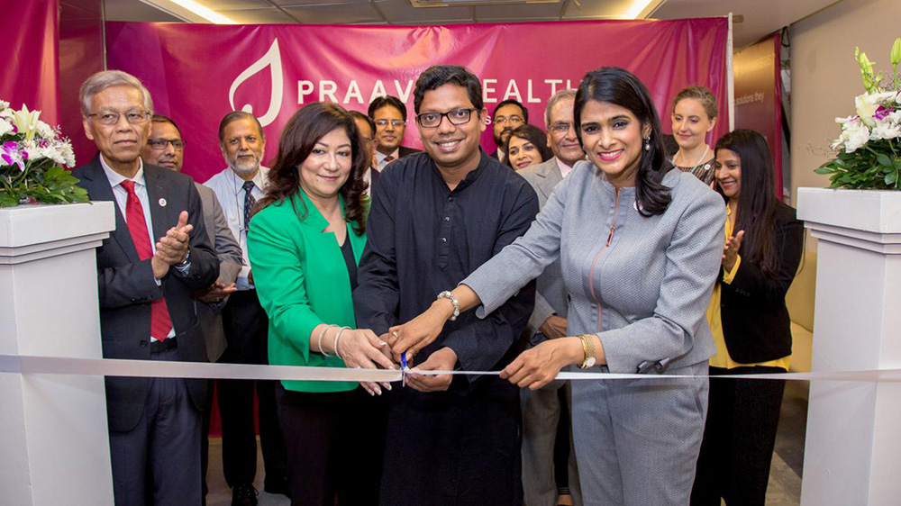 Praava Health Partners with Narayana Health