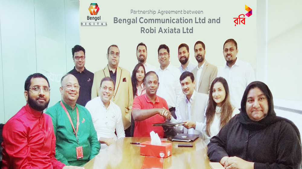 Robi receives merger company licence from BTRC