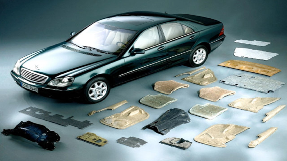 Bangladesh Jute for High End Car Brands