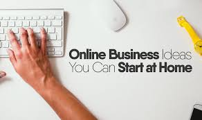 Different Online business options
