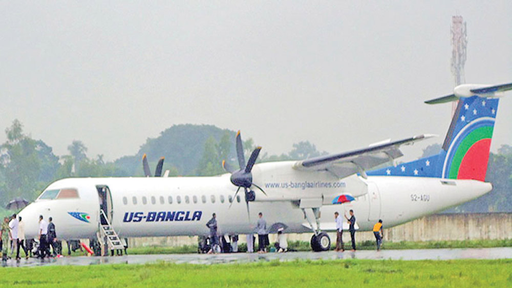US-Bangla Airline starts flights to China