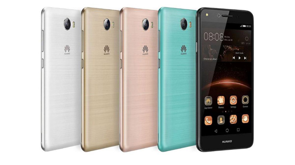 Huawei Launched New Smartphone Y3 2018
