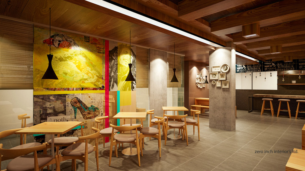 Why Interior Decoration is Important in a Cafe Business?