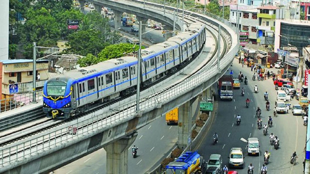 India's Manubeni Signs Agreement for part of Dhaka Metro